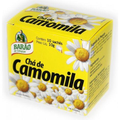 Chá de Camomila 15g - Barão