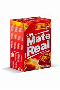 Chá Mate Real Natural 100g