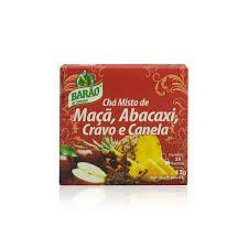Chá Misto de Maçã, Abacaxi, Cravo e Canela  13g