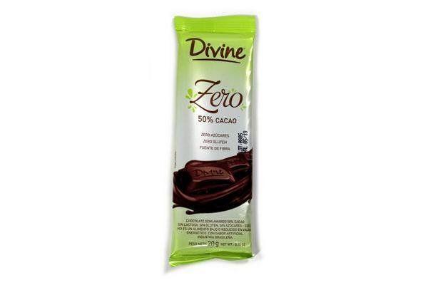 Chocolate Divine Zero Lactose 20g