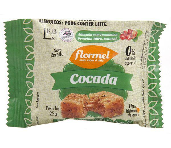 Cocada FLORMEL 20g