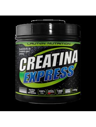 Creatina Express 100g LAUTON NUTRITION