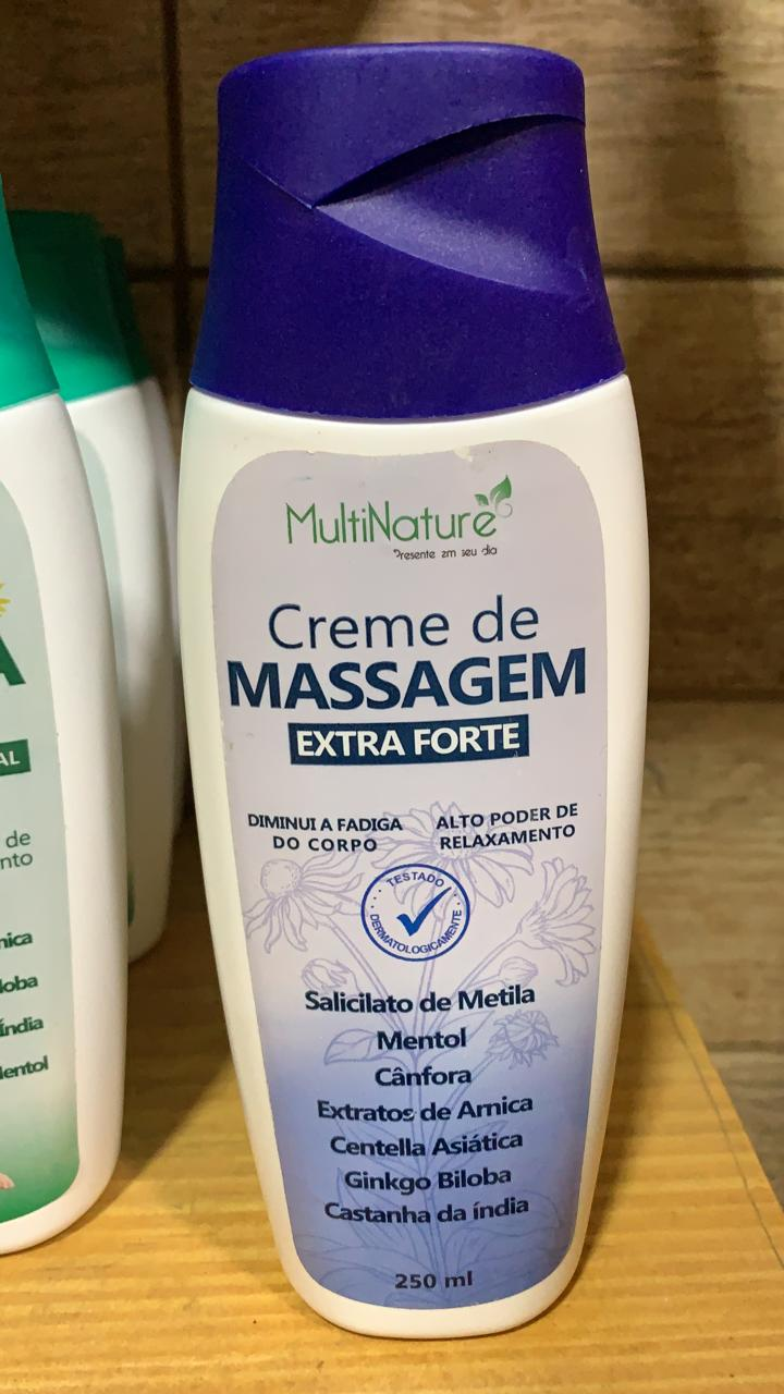 Creme de Massagem ExtraForte 250ml