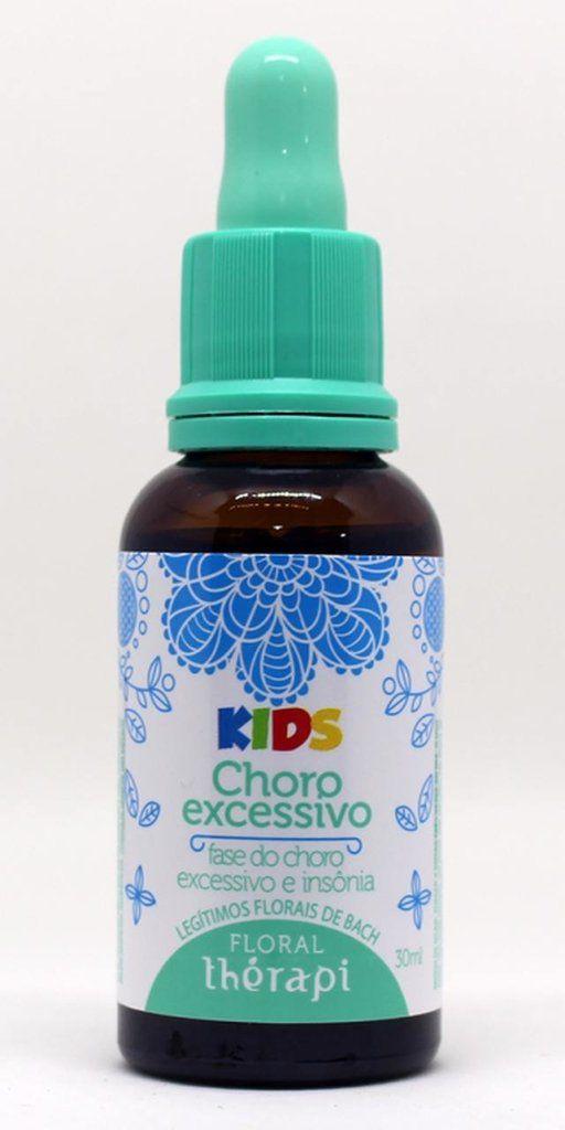 Floral Thérapi Kids - Fase do Choro e Falta do Sono 30ml