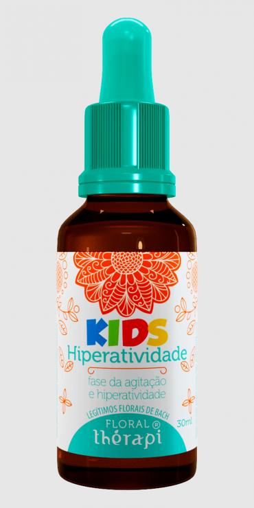 Floral Thérapi Kids - Agitação e Hiperatividade 30ml