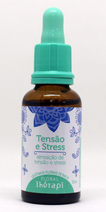 Floral Thérapi - Tensão e Stress  30ml