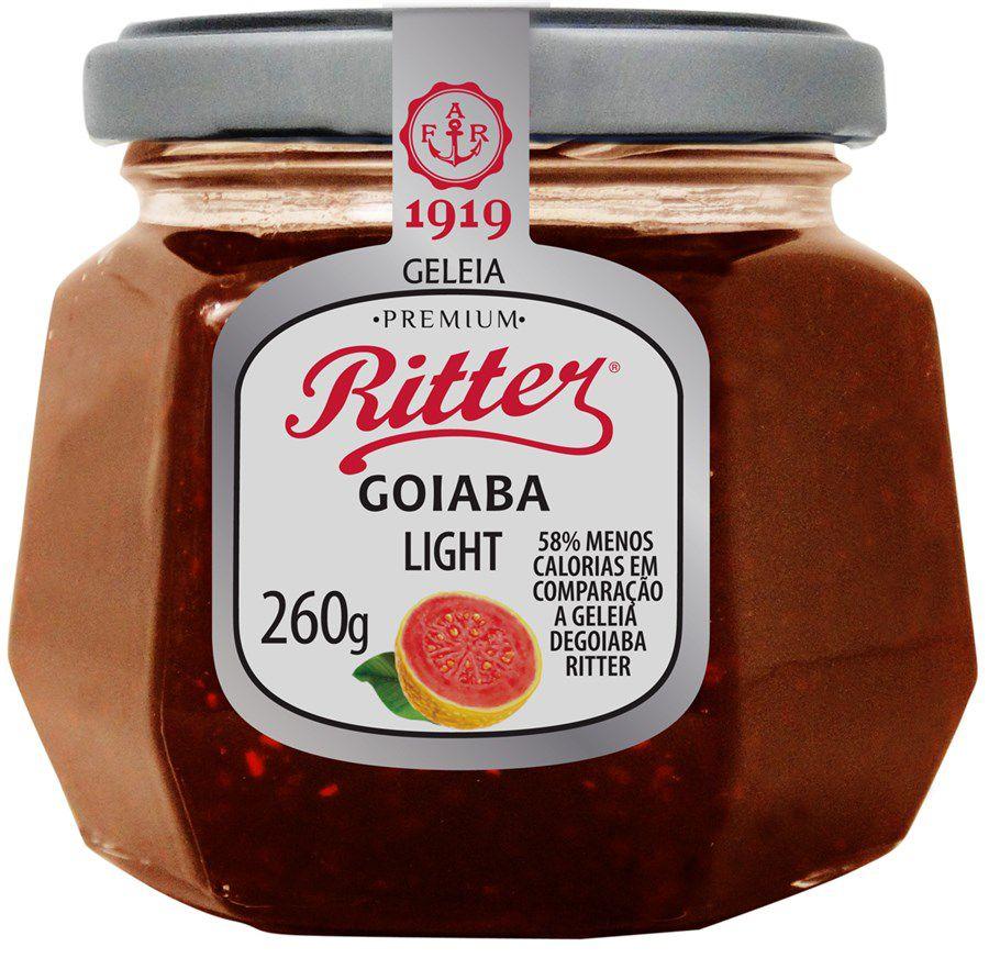 Geleia Light de Goiaba RITTER 260g