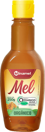 Mel de abelha Orgânico Minamel - 250g