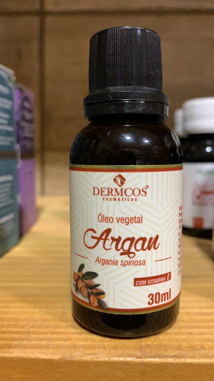 Óleo de Argan 30ml - Dermcos