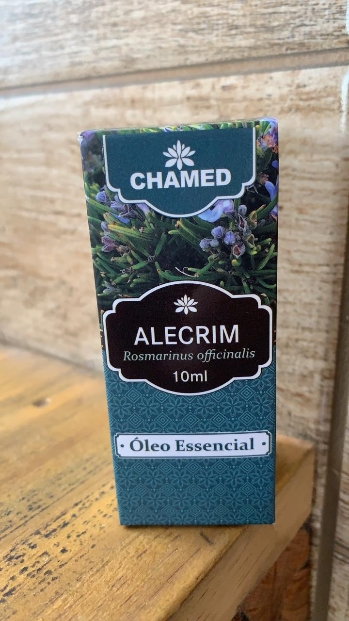 Óleo essencial de Alecrim 10ml - Chamed