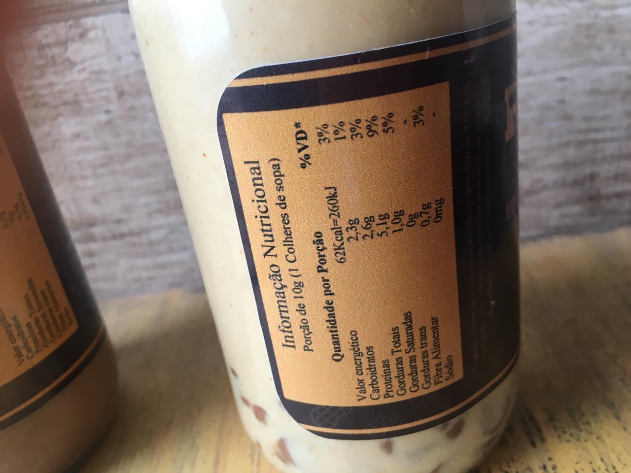 Pasta de Amendoim gotas de chocolate 350g - Peanuteria