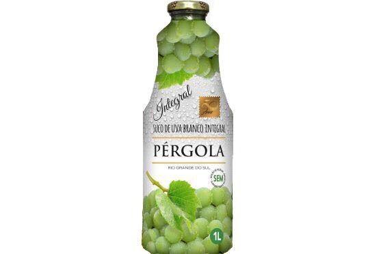 Suco de Uva Branco Integral  Pérgola 1L