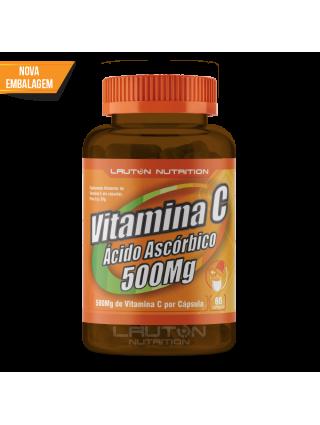 Vitamina C 60 Cápsulas 500mg LAUTON NUTRITION