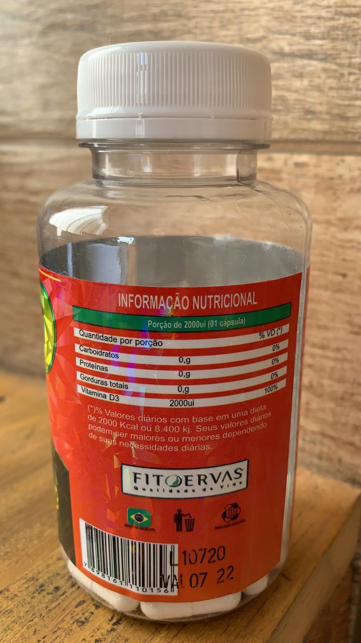Vitavan D3 30caps de 2000ui - FitoErvas