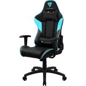 Cadeira Gamer - EC3 - Cyan - THUNDERX3