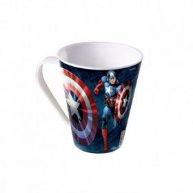 Caneca 360 ml | Avengers - Capitão América