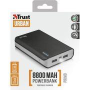 Carregador Portátil - Powerbank 8800mAh - Trust