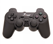 PS2 - Controle Playstation 2 Analógico Preto - Knup