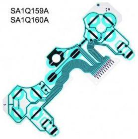 Controle PS3 - Película Placa Condutiva com Furo - SA1Q159A - SA1Q160A, SA1Q188A, SA1Q189A