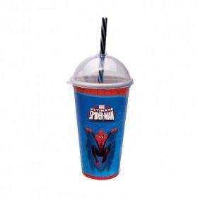 Copo Shake 500 ml | Homem Aranha