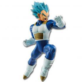Dragon Ball - Action Figure - Flight Fighting - Super Saiyan Vegeta Blue