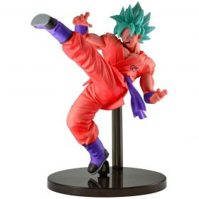 Dragon Ball Super Fes - Action Figure - Goku God Blue - New Color