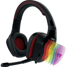 Headset Gamer - Gamdias Eros E1 RGB - PC / PS4 / XBOX ONE