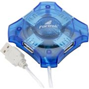 Hub USB - 4 Portas - FORTREK