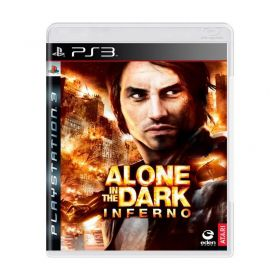 Jogo Alone in the Dark: Inferno - PS3 - Seminovo