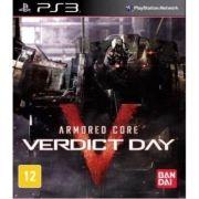 Jogo Armored Core: Verdict Day - Ps3
