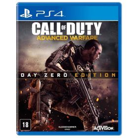 Jogo Call Of Duty: Advanced Warfare - Edição Day Zero - PS4 - Seminovo
