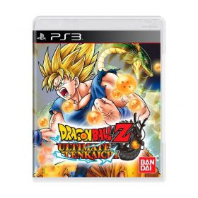Jogo Dragon Ball Z: Ultimate Tenkaichi - PS3 - Seminovo