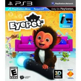 Jogo Eye Pet - PS3 - Seminovo