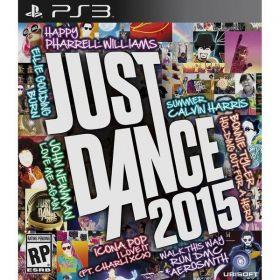 Jogo Just Dance 2015 - PS3 - Seminovo