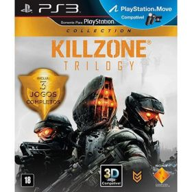Jogo Killzone Trilogy - PS3 - Seminovo