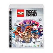 Jogo LEGO Rock Band - PS3 - Seminovo