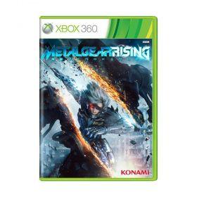 Jogo Metal Gear Rising - Xbox 360 - Seminovo