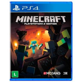 Jogo Minecraft - PS4 - Seminovo