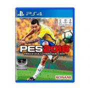 Jogo Pro Evolution Soccer 2018 (PES 18) - PS4 - Seminovo