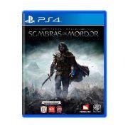 Jogo Terra-Média: Sombras de Mordor - PS4 - Seminovo