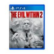 Jogo The Evil Within 2 - PS4 - Seminovo