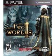 Jogo Two Worlds 2 - Ps3 - Seminovo