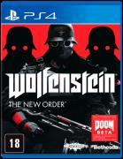 Jogo Wolfenstein - The New Order - PS4