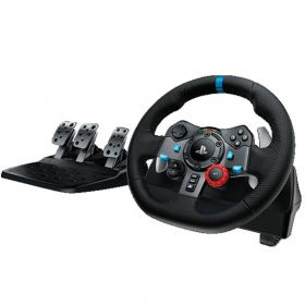 Logitech G29 - Volante Gamer para PS3 e PS4 / PC