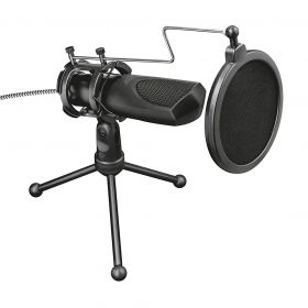 Microfone de Mesa Condensador - Mantis - Trust