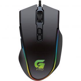 Mouse Gamer Pro - M9 RGB - 4000 DPI - FORTREK