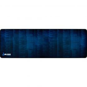 Mouse Pad Gamer - Extensivo - 900x300mm - Hacker - Azul - RISE MODE