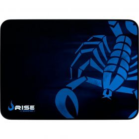 Mouse Pad Gamer - Médio - 290x210mm - Scorpion - Rise Mode