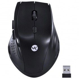 Mouse sem Fio Dynamic Ergo Bluetooth 1200 DPI Preto Vinik