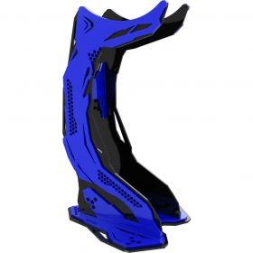 Suporte de Headset Gamer - VENON PRO V3  - Preto e Azul - RISE MODE
